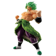 Dragon Ball Super Movie: SS Broly Full Power Styling Mini Figure