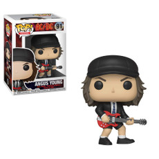 AC/DC - Agnus Young Funko Pop Rocks