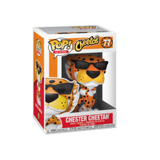 Ad Icons: Cheetos - Chester Cheetah Pop Figure