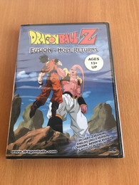 Dragon Ball Z - Fusion: Hope Returns DVD (Uncut and Edited)