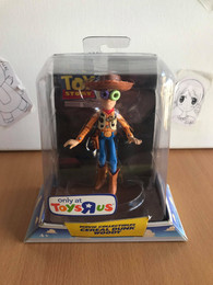 Toy Story Movie Collectibles cereal Dunk Woody Exclusive Action Figure