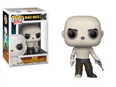 Mad Max Fury Road: Nux Shirtless Funko POP Vinyl Figure