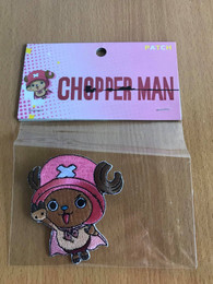 One Piece Chopperman Flying Iron On Patch