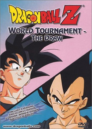 Dragon Ball Z: World Tournament Draw DVD