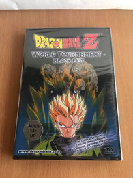 Dragon Ball Z: World Tournament - Blackout DVD