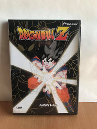 Dragon Ball Z - Saiyan: Arrival DVD