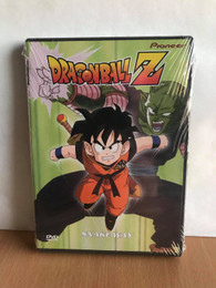 Dragon Ball Z - Saiyan: Snake Way DVD