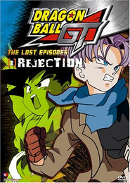 Dragon Ball GT: The Lost Episodes Vol. 02: Reaction DVD