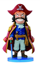 One Piece Gol D. Roger Mini World Collectible Figure