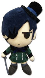 Black Butler Ciel Cosplay Plush