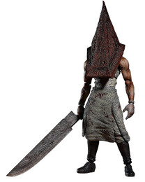 Silent Hill: Pyramid Head Figma SP-055 Action Figure