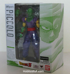Dragon Ball Z: Piccolo S.H Figuarts Action Figure
