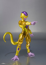 Dragon Ball Z: Golden Frieza S.H. Figuarts Action Figure