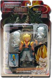 Dragon Ball Z Hybrid SS Gotenks Action Figure