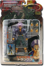 Dragon Ball Z Hybrid Trunks Action Figure