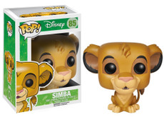 Disney Simba (Young) Funko POP Vinyl Figure (Lion King)
