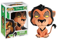 Disney Scar Funko POP Vinyl Figure (Lion King)