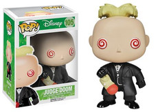 Disney Judge Doom Funko POP Vinyl Figure (Who Framed Roger Rabbit)