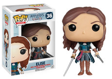 Assassin's Creed Elise Funko POP Vinyl Figure