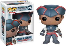 Assassins Creed III Aveline De Grandpre Funko POP Vinyl Figure (Liberation)