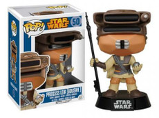 Star Wars: Boushh Leia Funko POP Vinyl Figure