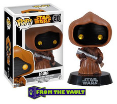 Star Wars: Jawa Funko POP Vinyl Figure