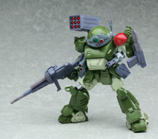 Armored Troops Votoms: Red Shoulder Custom LM-02 1/35 Scale PVC Figure