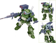 Armored Troops Votoms: Scopedog Turbo Custom 1/35 Scale PVC Figure