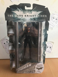 Batman The Dark Knight Rises Movie Masters Collector Catwoman (Goggles Down) Variant Figure