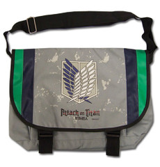 Attack on Titan: Scout Regiment Messenger Bag