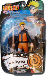 Naruto Shippuden: Naruto Series 1 Action Figure