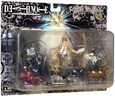 Death Note Vol. 1 Mini Figure Set of 3