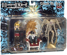 Death Note: Vol. 02 Mini Trading Figure Set of 3