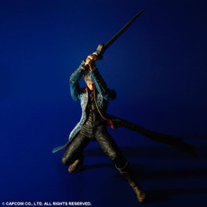 Devil May Cry 3: Vergil Play Arts Kai Action Figure