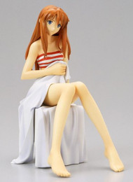 Evangelion: Asuka Langley Casual Clothes 1/8 Scale PVC Figure