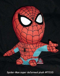 Marvel Super Deformed Spider Man Doll Plush