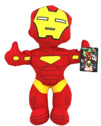 "Marvel Heroes Iron man 14"" Doll Plush"