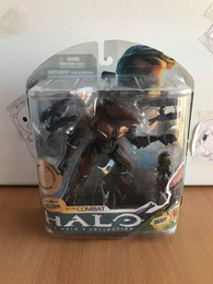 Halo: The Halo 3 Collection Elite Combat Action Figure Exclusive