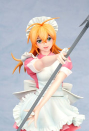 Ikki Tousen Sonsaku Hakufu Maid Fighter 1/8 Scale PVC Figure