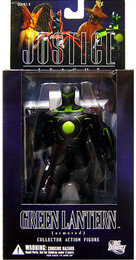 Justice League Alex Ross: Armored Green Lantern Series 6 Action Figure