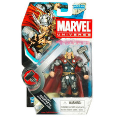 Marvel Universe: Thor Series 02 #012 Action Figure