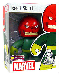 Marvel Mighty Muggs: Red Skull Figure PX Exclusive