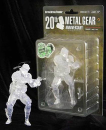 Metal Gear Solid 20th Anniversay: Stealth Camouflage Snake [MGS3] Action Figure Exclusive SDCC 2008