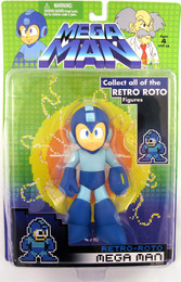 Megaman: Retro Roto Mega Man Action Figure