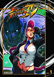 Street Fighter IV Vol. 1 (Manga) Paperback