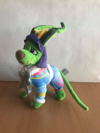 Neopets Collector Limited Edition Plush with Keyquest Code Royal Boy Gelert