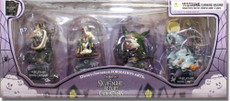 Nightmare Before Christmas: Formation Arts Trading Figure (Set of 4)