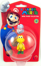 Nintendo Super Mario 2 inches Koopa Mini Figure