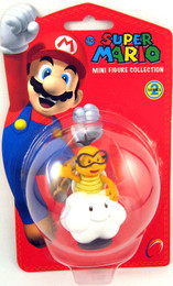 Nintendo Super Mario 2 inches Lakitu Mini Figure