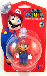 Nintendo Super Mario 2 inches Mario Mini Figure